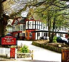 The Burley Inn - The New Forest by Colin J Williams Photography