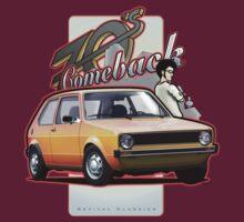 VW Mk - Comeback 70s T-Shirt