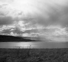 Gods light by Stefán Kristinsson