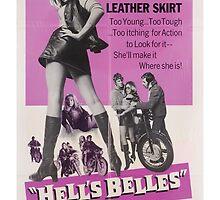 Hell's Belles (Purple) by PulpBoutique
