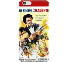 Slaughter (Red) iPhone Case/Skin