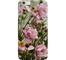 Japanese Wind Flowers iPhone Case/Skin