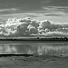Clouds over Sanday - The Orkney Isles by Andy Grant