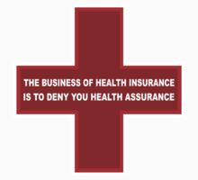 Health Insurance by tastypaper