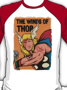 The Winds Of Thor T-Shirt