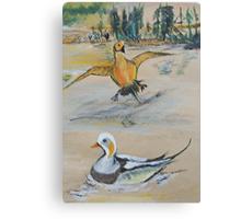 Wild Life Part II Canvas Print