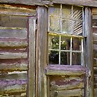 Rustic Window by Hans Kawitzki