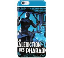 The Mummy (French) iPhone Case/Skin