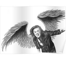 Angel Harry Poster