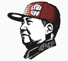 Halftone Mao by brenz24
