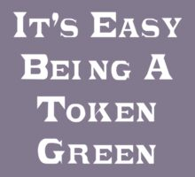Token Green by Ian Porter