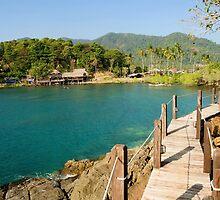 Ko Chang Island in Thailand by Artur Bogacki