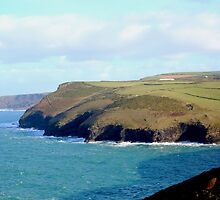 Coastal View In Cornwall by rumisw