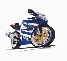 Suzuki GSX-R750 by Richard Yeomans