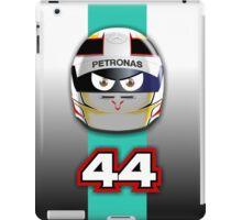 Lewis HAMILTON_2014_Helmet iPad Case/Skin