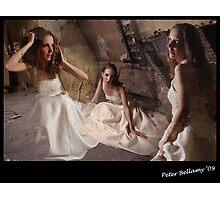 Shadows Photographic Print
