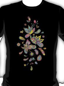 Summer Indian Pattern T-Shirt