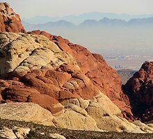 Red Rock Canyon by Gili Orr
