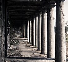 Colonade by Paul Davey