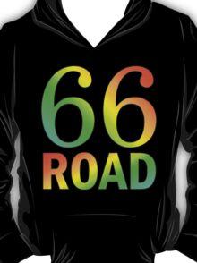 66 Road  T-Shirt