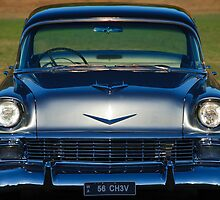 56 Chev by Grant Scollay