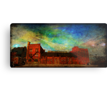 Cleveland Grays Armory Metal Print