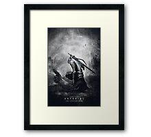 Artorias The Abysswalker / Dark Souls  Framed Print