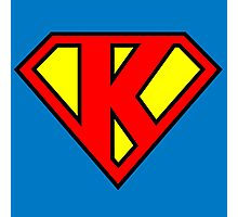 Super K Photographic Print
