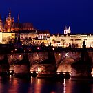 Prague Castle by S T
