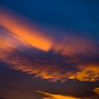 Widescreen Sunset by AjayP