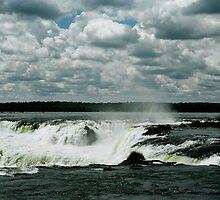 Iguazu Falls, Argentina by ElisaAnedda