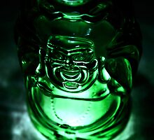 Green Buddha  by noeleenbv