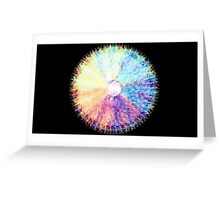 Music Moments Made Manifest  Greeting Card