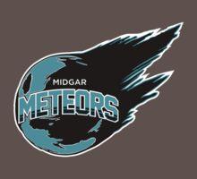 Midgar Meteors (Turquoise) T-Shirt