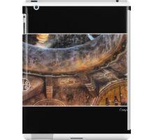 Grand Canyon Tower Abstract No 3 Poster iPad Case/Skin