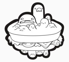 Ghost Sandwich by Filter