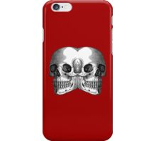 Double Trouble iPhone Case/Skin