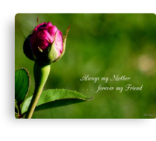Mother's Day 3 Canvas Print