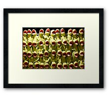 A Chorus of Kermit Framed Print