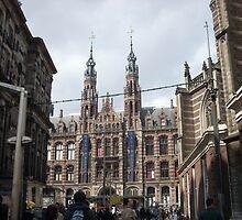 magna plaza amsterdam by korniliak