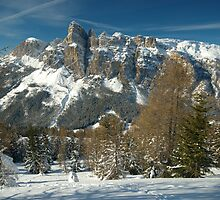 Mighty Dolomites by David Jessop