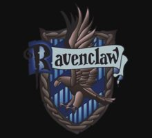 Ravenclaw school by Minve1967