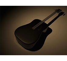 Acoustic Soul Photographic Print