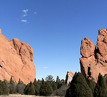 The Garden of the Gods  by Anita Schuler