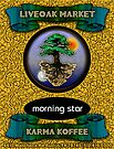 Karma Koffee - Morning Star by Zack Nichols