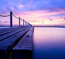 North Narrabeen Sunrise by Lauren  Tierney