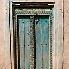 The abandoned door by marycarr