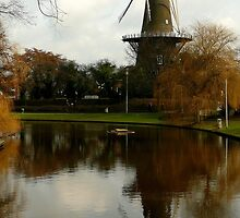 Mill power at Leiden by jchanders