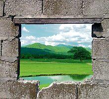 WINDOW TO MY SOUL by JOREN-OF-ART