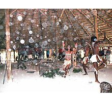 Tainos Spirits Orbs- 1 out of 3 in a series Photographic Print
